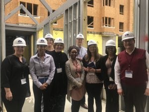 Fedex Family House Topping Out Le Bonheur Children S Hospital